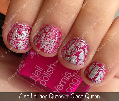 A.co Lollipop Queen + Disco Queen