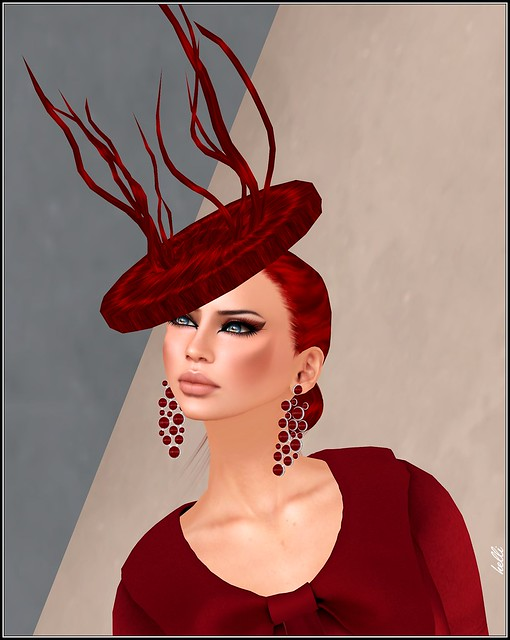 Lady In Red_head