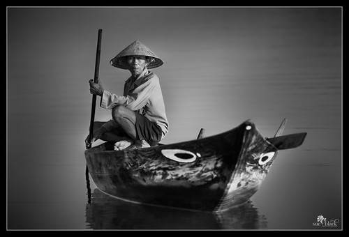 Fisherman, Hoi An