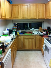 Kitchen Destruction