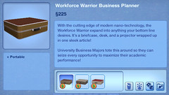Workforce Warrior Business Planner