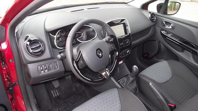 Prueba Clio tce 90 interiores (9)