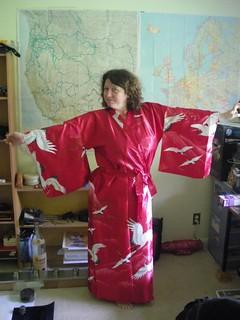 kimono from Stefan