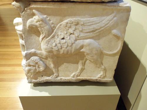Orestes Sarcophagus, ad 100 125, Greek marble, Roman, Italy (3)