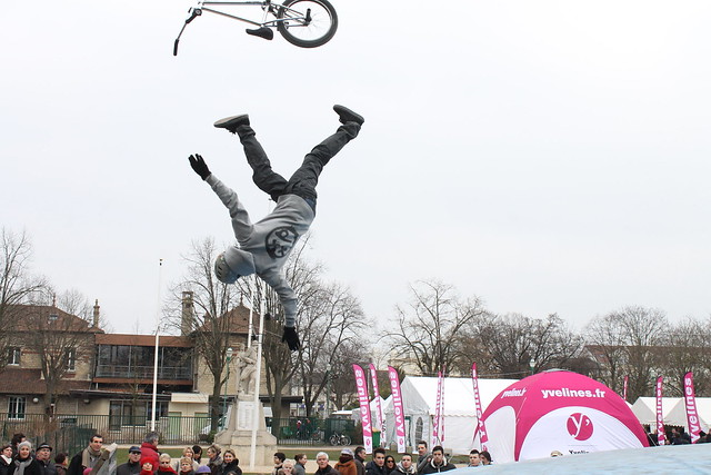 Tous cyclistes en yvelines flickr photo sharing for Animation yvelines