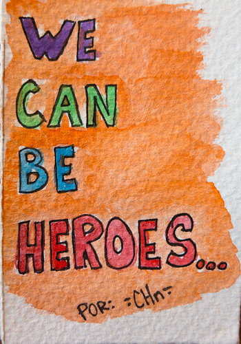 We Can be Heroes 1/11