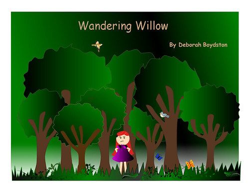 Willow Book Cover #2
