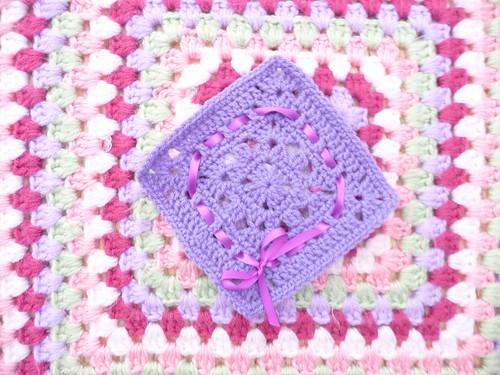 'Lavender Lace' Challenge.