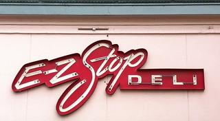 E-Z  STOP DELI BERKELEY CA.