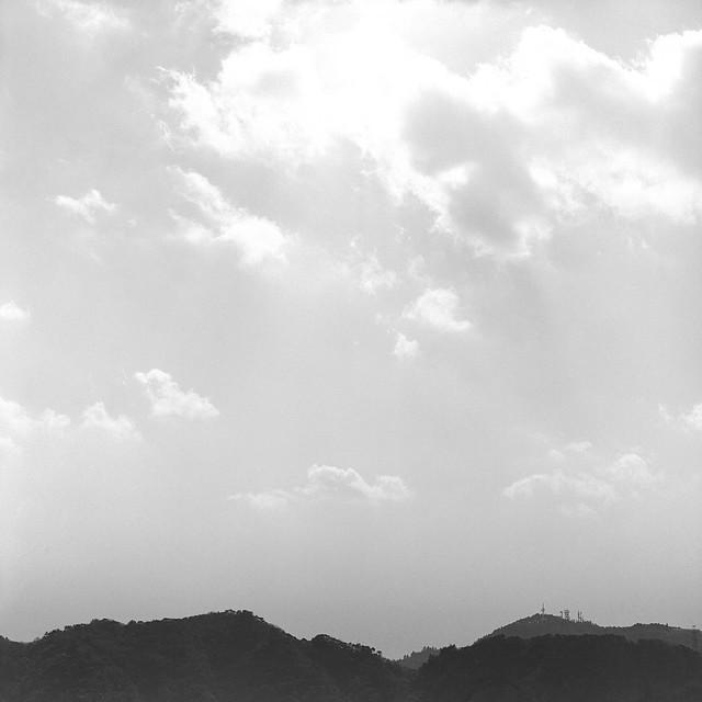 摩耶山をみる