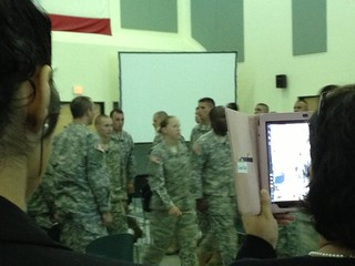 Deployment Ceremony