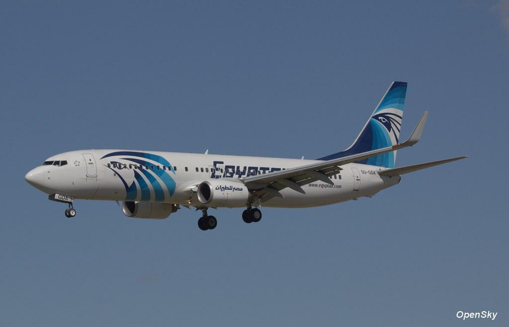 EgyptAir Boeing 737-866(WL) SU-GDA (cn 35565)