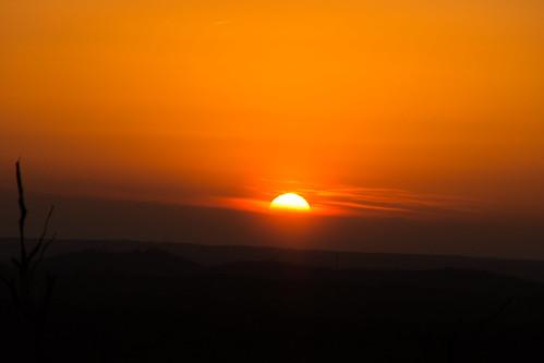 sunset georgia unitedstates kennesaw a77 powdersprings 2013