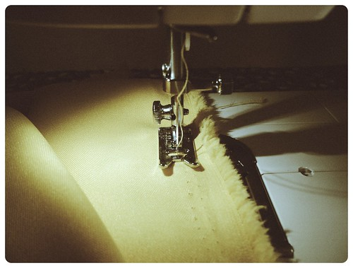 65/365 - Sewing My Theatre Costumer