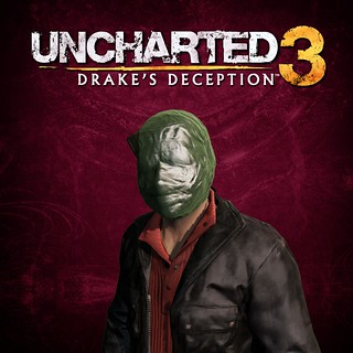 UNCHARTED 3 - Tape Mask