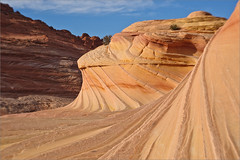 Coyote Buttes North - #1 - Nikon D300 & Lensbaby II