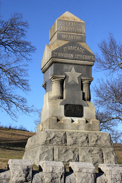 109th Pennsylvania Infantry
