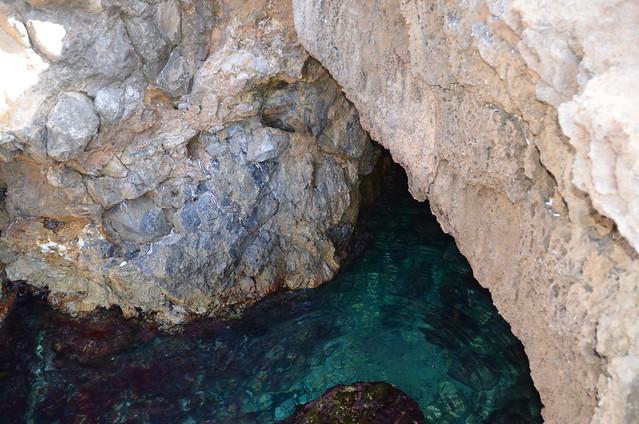 Cueva en Ibiza
