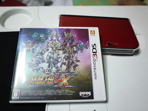 3DS LL and SRW UX