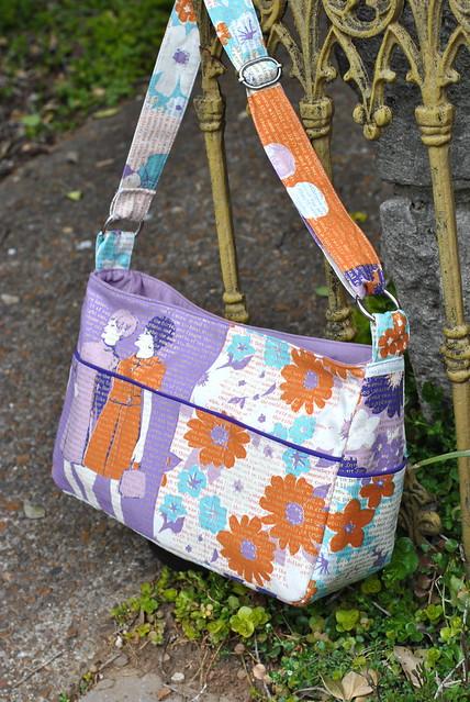 Velocity Girl Bag