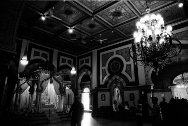 Interior Istana Maimoon