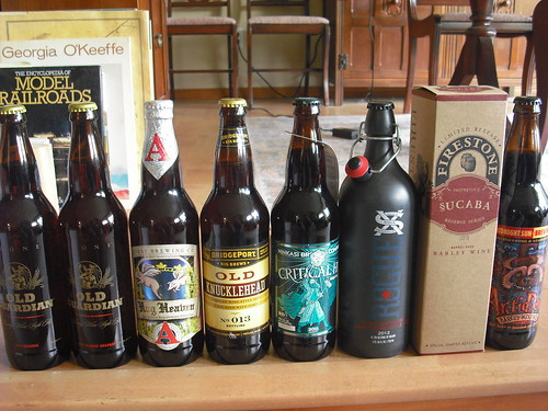 Barleywine Beer Club