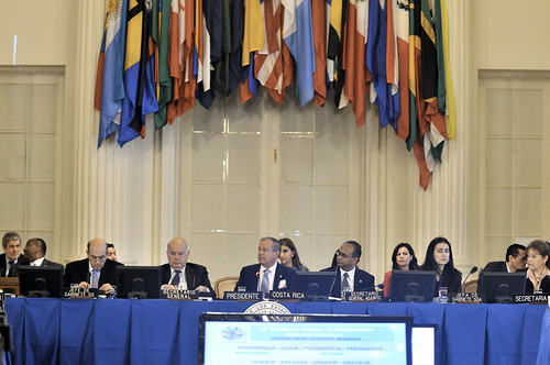 44th Extraordinary General Assembly of the OAS Begins