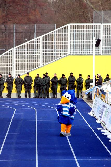 FC Carl Zeiss Jena vs. FSV Zwickau