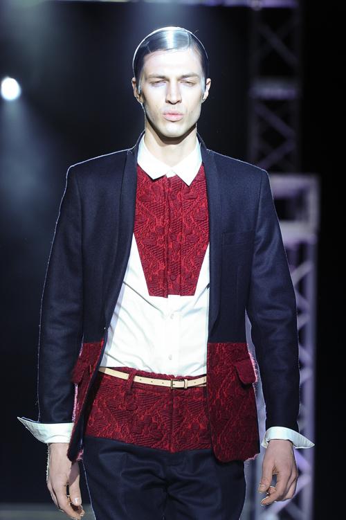 FW13 Tokyo yoshio kubo012_Jeremy @ ACTIVA(Fashion Press)