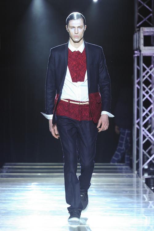FW13 Tokyo yoshio kubo011_Jeremy @ ACTIVA(Fashion Press)