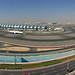 Dubai Airport Panorama by Frans Zwart