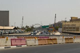 Sortie du Al Shindagha Tunnel