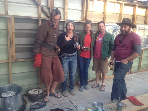 Dutch Oven Party by mikey and wendy