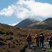 Trek up to Tongariro Crossing - New Zealand