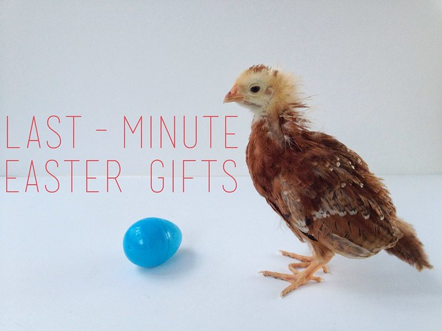 Last-Minute Easter Gifts