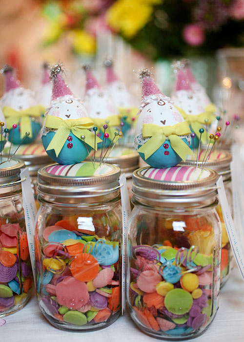 Humpty Dumpty Party Favors