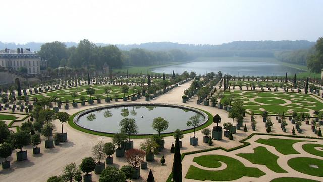 L'Orangerie of Versailles