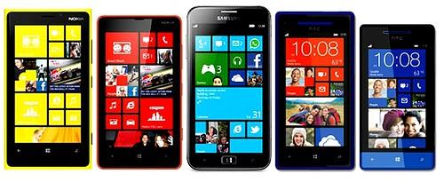 Windows Phone populiarumu jau pralenkė iPhone ir BB