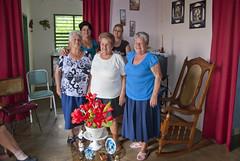 Pueblo de Vega de Palma, en Camajuaní, provincia Villa Clara, Cuba - 2013