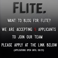 FLite Blogger Apps Open