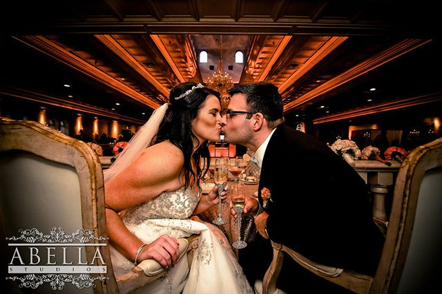 #NJwedding for Melissa & Joe, whose Wedding was held at Nanina's in the Park, Belleville, NJ Like what you see? We'd love to show you more... Follow link to set up a Studio Visit - ow.ly/4mYb1A Or call us today - 973.575.6633 These images were captured by