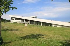 Moesgaard Museum near Aarhus