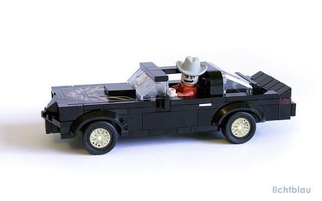 1977 Pontiac Firebird Trans Am SE Bandit 01