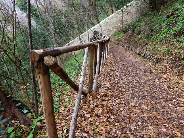 Assisi hiking