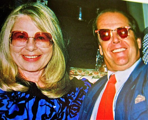 Sue Mengers and Jack Nicholson