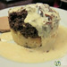 Haggis, Mashed Potatoes and Whisky Cream Sauce - Edinburgh, Scotland