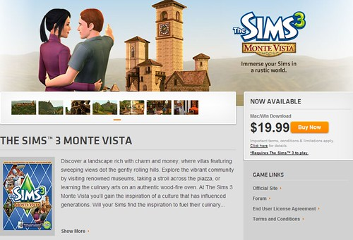 Monte Vista Origin