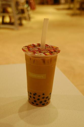 bubble tea in Malaysia