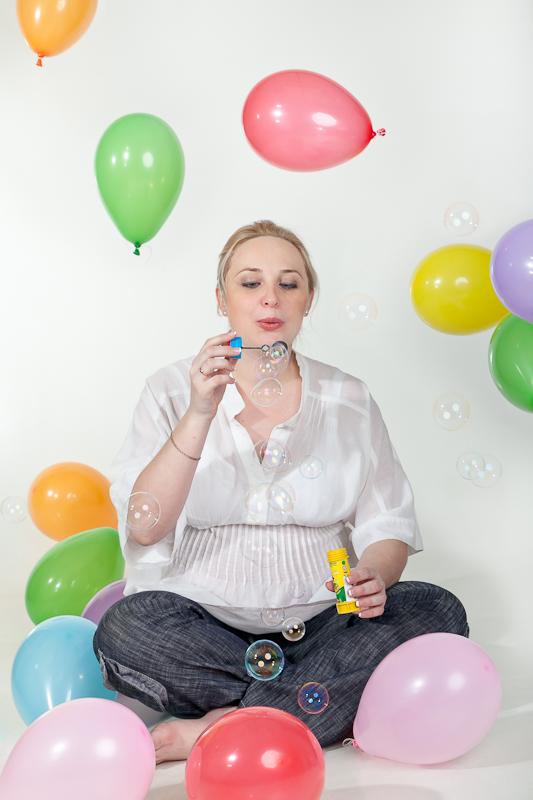 Фотосессия беременности Инны