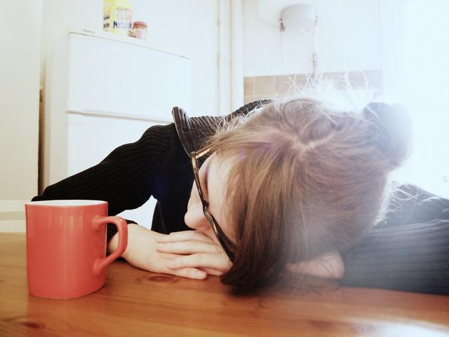 Me needing a rest